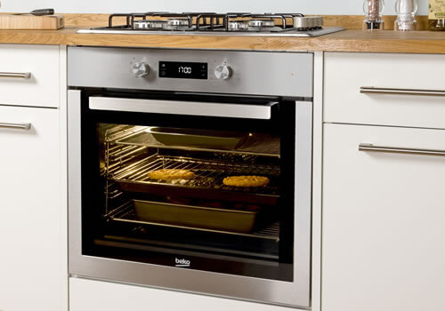 single oven clean £50